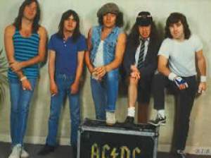 Music by AC/DC