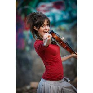 Music by Lindsey Stirling