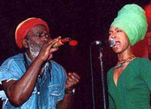 Music by Burning Spear