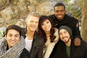Music by Pentatonix