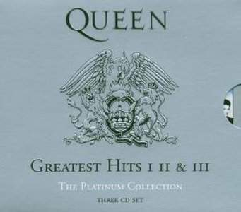 Platinum Collection, Vol. 1-3 by Queen