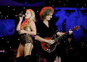 Music by Brian May And Kerry Ellis