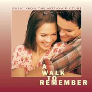 A Walk To Remember OST by Mandy Moore