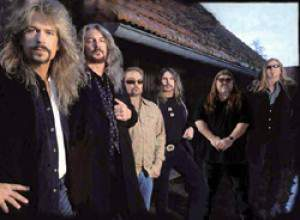 Music by Molly Hatchet