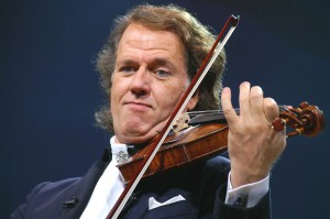 Music by Andre Rieu