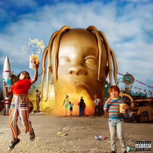 Astroworld by Travis Scott