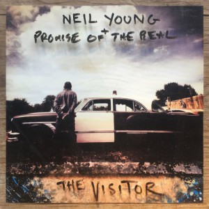 The Visitor by Neil Young And Promise Of The Real