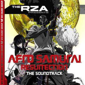 The Rza Presents Afro Samurai-Resurrection-Ost by Rap - Various Artists