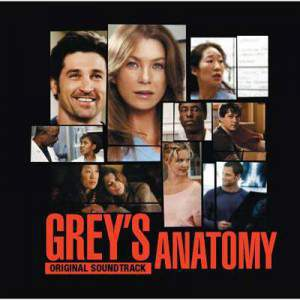 Greys Anatomy - Season 6X03 by Soundtrack - Various Artists