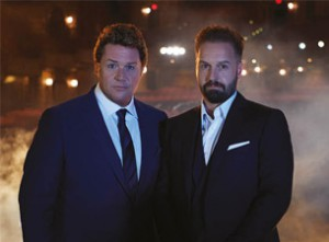 Music by Michael Ball And Alfie Boe