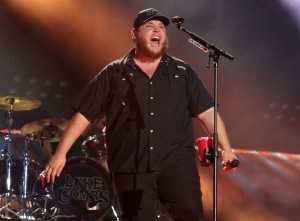 Music by Luke Combs
