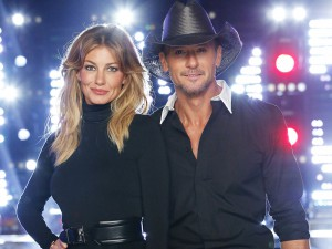 Music by Tim Mcgraw and Faith Hill