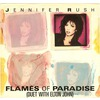 Flames Of Paradise (With Jennifer Rush) Usa Cds