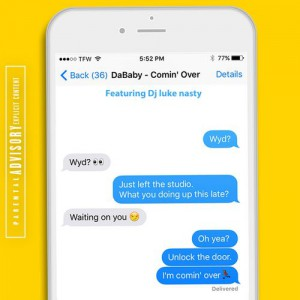Comin Over - Single by Dababy