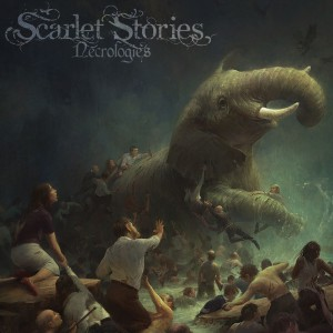 Necrologies by Scarlet Stories