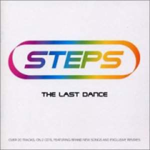 The Last Dance Cd1 by Steps