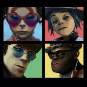 Humanz (Deluxe Edition) Cd1 by Gorillaz
