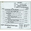 Bowie At The Beeb / Sampler