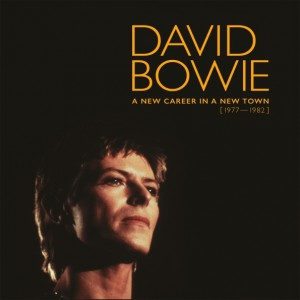 A New Career In A New Town (1977 - 1982) Cd1 by David Bowie