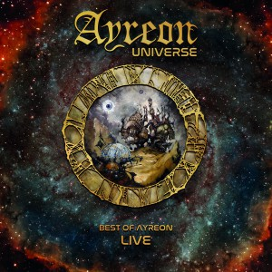 Ayreon Universe - Best Of Ayreon Live Cd2 by Ayreon