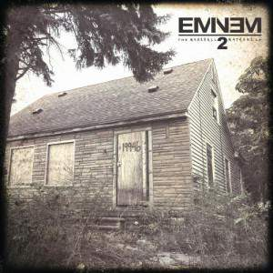 The Marshall Mathers Lp2 Cd1 by Eminem
