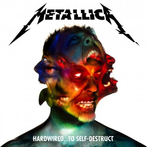 Hardwired To Self-Destruct Cd1 by Metallica