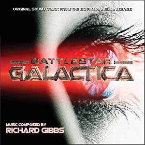 BATTLESTAR GALACTICA by Richard Gibbs