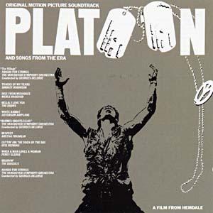 Platoon by Georges Delerue