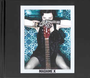 Madame X (Japanese Deluxe Limited Edition) Cd1 by Madonna